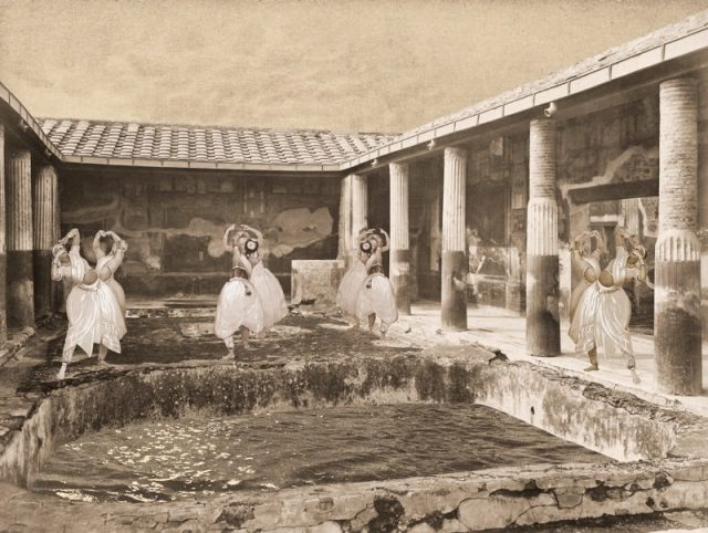 Dancers at a Flooded Vault