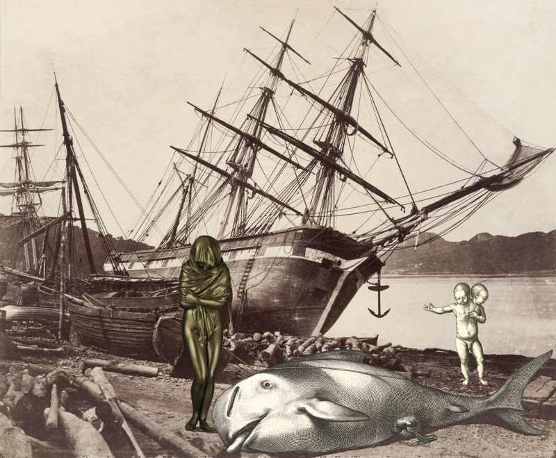 1. Hekate with a Whale