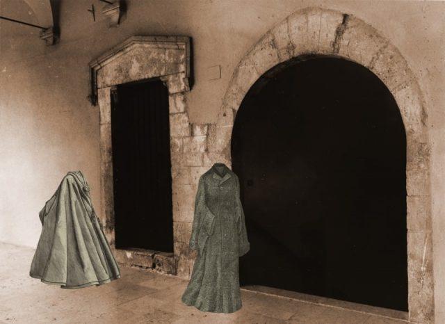 Women at a Dark Portal