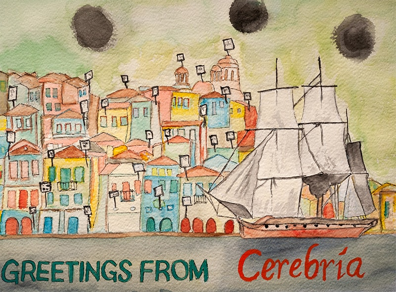 greetings from cerebria