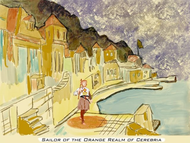 sailor of the orange realm of cerebria