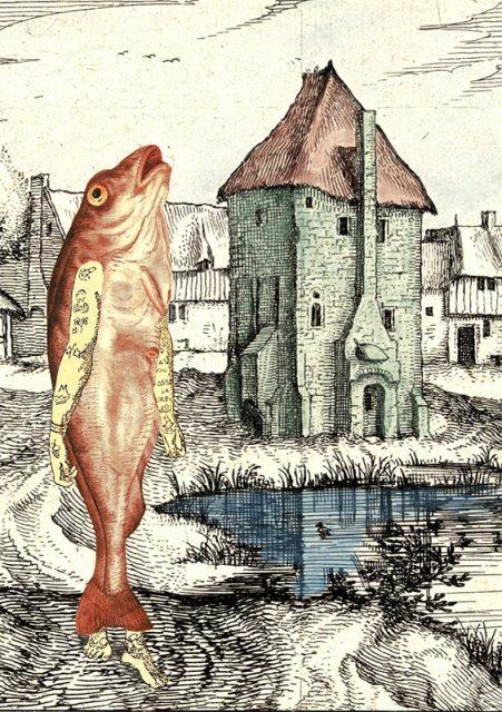 man of salmon