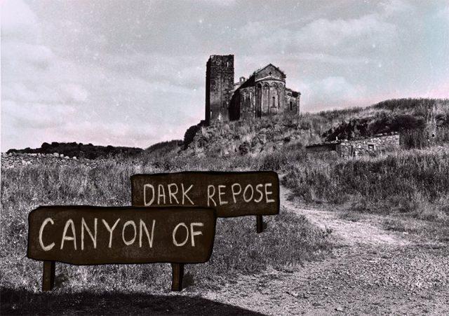 canyon of dark repose